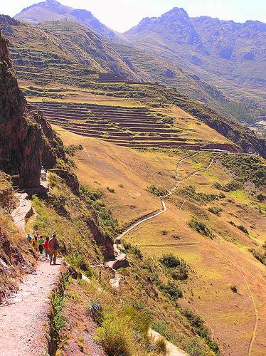 may 28, 2008 - Inca Trail Four Day Trek to Machu Picchu