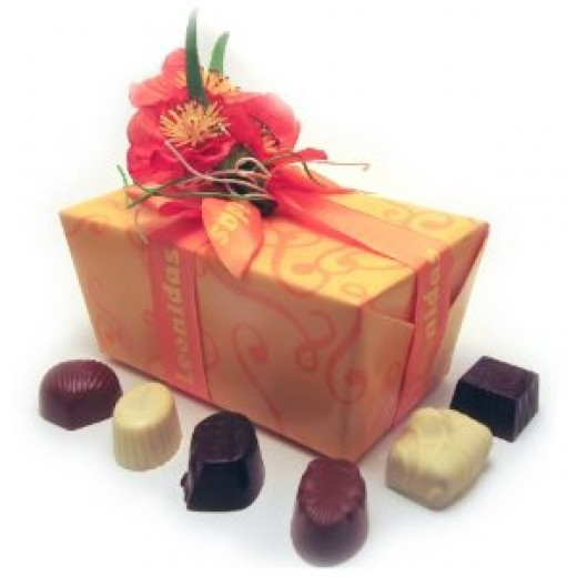 Chocolate Gift for Christmas
