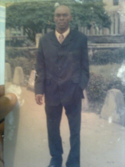 Late Mr. Charles Chinyere Enyeribenyem Evurulobi