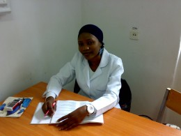 Dr. Patience Ayuba Gaji