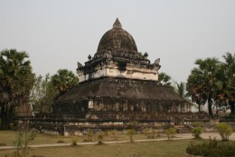 The Silhanese Pagoda at Wat Wisunalat