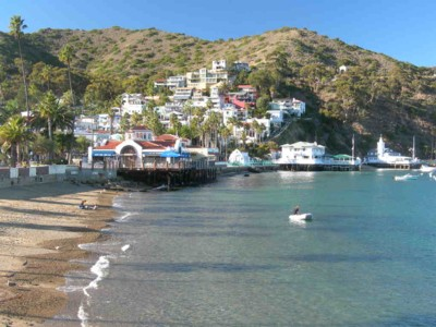 Avalon, on Catalina Island