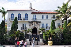 The Versace Mansion in Malibu