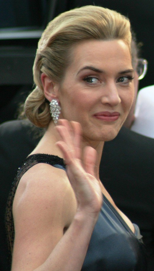 Kate Winslet http://www.flickr.com/photos/chrisahickey/