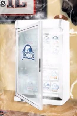 Opening the Klondike Freezer