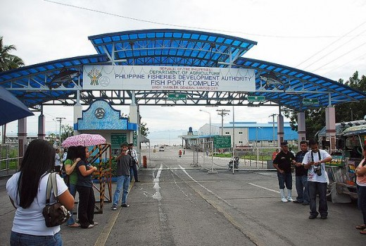 GenSan Fish Port