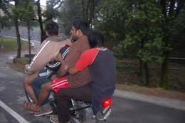 Bike Riding in Lansdowne
