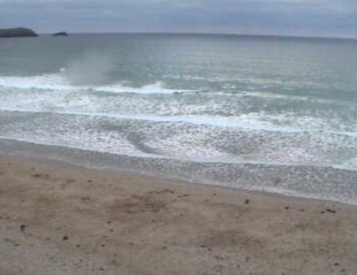Newquay Webcams and Surf Webcams in Newquay.  North Fistral Beach Webcam