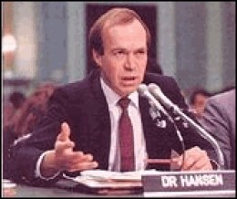 Hansen testifying