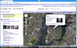 Google Infowindow for Locations Layer