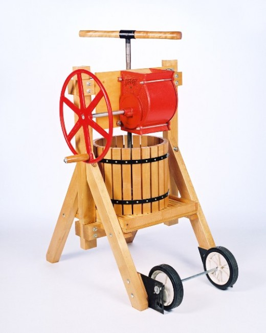 The Complete Apple Cider Press