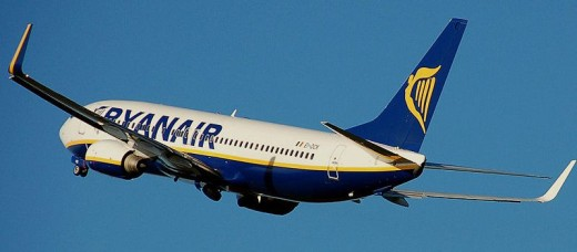 Ryanair cheap flights Jet