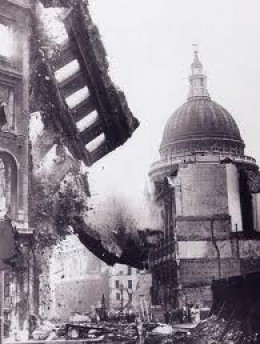 Air raids on London