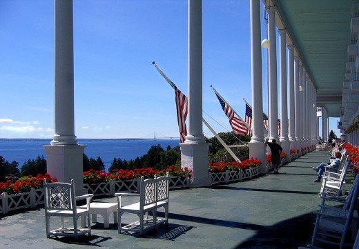 The Longest Porch in the World