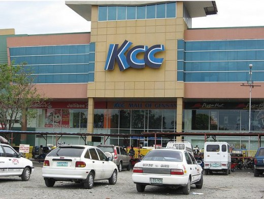 KCC Mall of GenSan