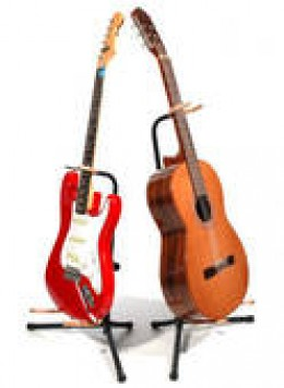 I have had a variety of guitars. Fotosearch, Royalty free.