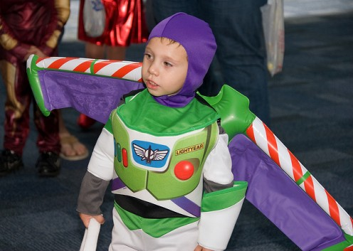Toy Story 3 Halloween Costume