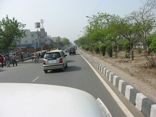 From Delhi to Kausani by car