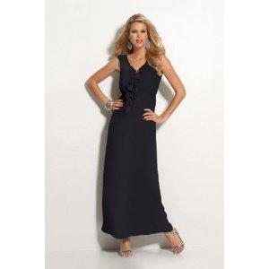 An elegant Maxi dress