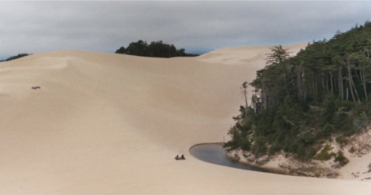 National Dunes Recreation Area