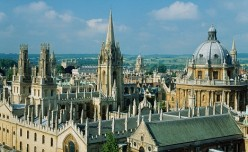 The dreaming spires...