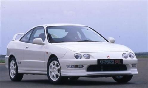 DC2 Honda Integra Type-R