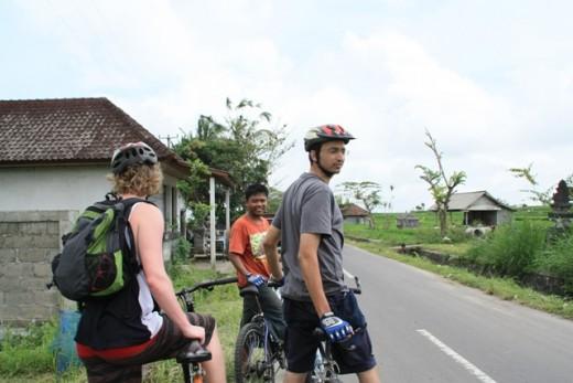 Mountain Biking Tour in Ubud & Kintamani, Bali