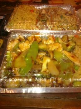 Chicken with Hot Garlic Sauce