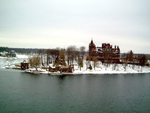The BOLDT CASTLE at the Heart Island near New York border (Photos taken by Travel_Man1971 aka Ireno Alcala)10-13December2008