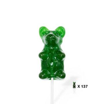Giant Gummy Bear On Stick