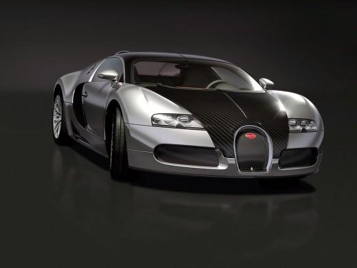 The Awsome Bugatti Veyron