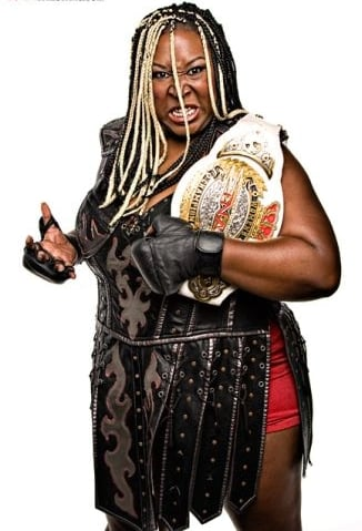 Former TNA Knockout and WWE Diva Awesome Kong