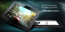 The Blackberry Playbook - the Game Changer that may put Apple on the back foot...