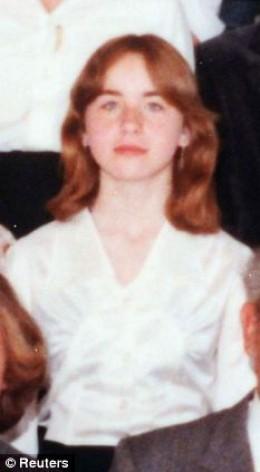 Elisabeth, 15, school photo