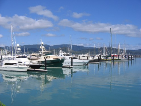 Abel Point Marina -- Shingley Beach