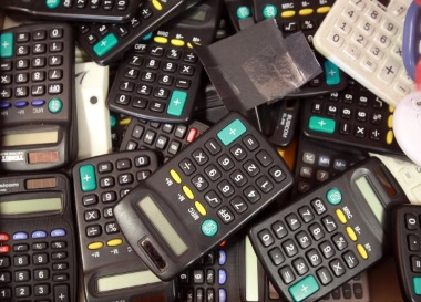 Since the creation of Texas Instruments calculators, other calculators are becoming obsolete.