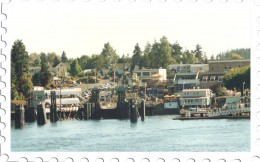 More downtown Friday Harbor