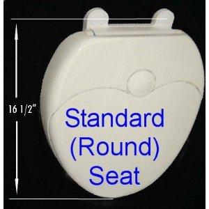 Xpress Trainer Pro Family Toilet Seat - For Standard Toilet Bowl