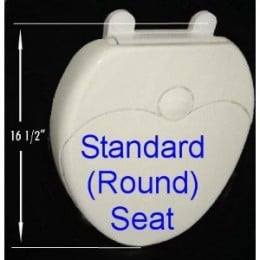 Xpress Trainer Pro Family Toilet Seat - For Standard Toilet Bowl
