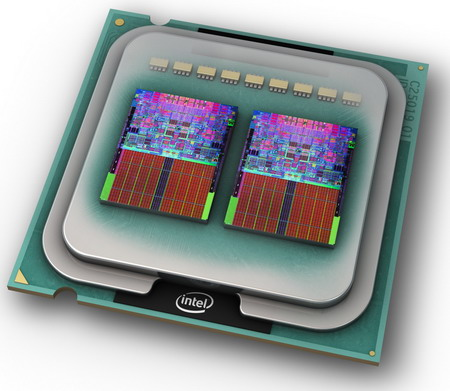 A peek inside the microarchitecture of current Intel CPUs