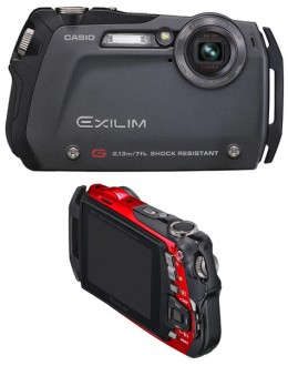 Casio Exilim EX-G1