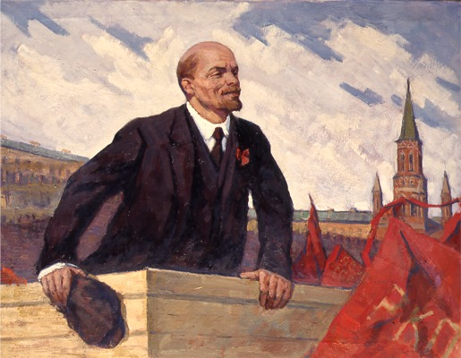 Lenin legalized same sex relations in the Soviet Union as part of the Soviet revolution. When Lenin died, Stalin struck down the law making it illegal again.