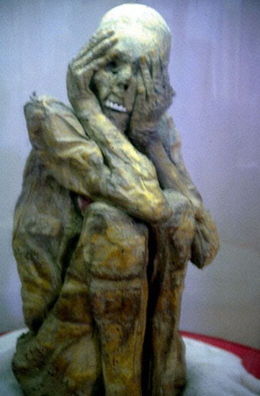 The Inca also perfected mummification. Prior to this discovery, it was thought to be the reserve of Egyptians.