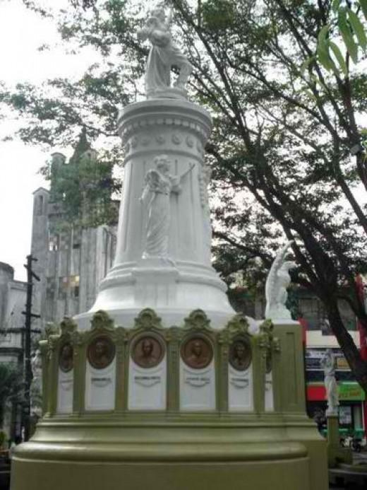 Plaza Quince Martires c/ormcuesta