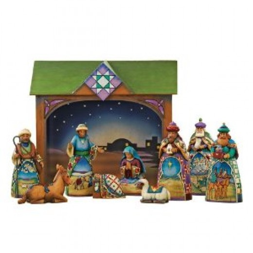 Jim Shore Nativity