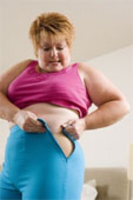 Obesity can put you on track to developing metabolic syndrome!
