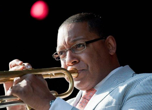 Wynton Marsalis, September 13, 2009.