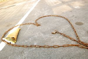 Feel chained to your love? It may be time to hit the road!