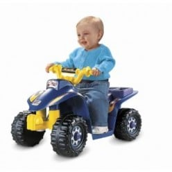 Cool Lil Quad Wheelers for your Toddlers are Here!