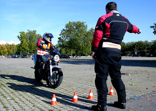 With many new motorcyclists hitting the road, it's best to learn first rather then when it's too late!